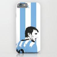 Messi Argentina iPhone 6 Slim Case