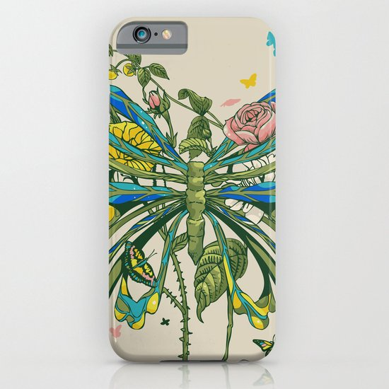 Lifeforms iPhone & iPod Case