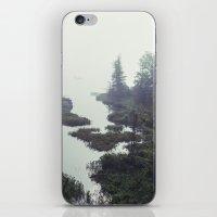 Moonlit Fogscape iPhone & iPod Skin