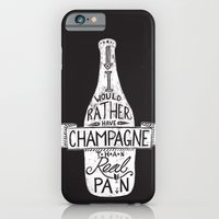 I Would Rather Have Cham… iPhone 6 Slim Case