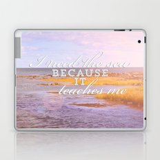 I Need the Sea  Laptop & iPad Skin