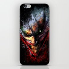 Madness is the Emergency Exit iPhone & iPod Skin