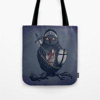 Night Watchman Tote Bag