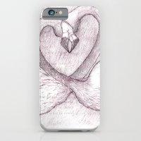 The Flamingos iPhone 6 Slim Case