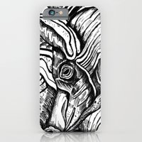 iPhone & iPod Case featuring Pig by Ejaculesc