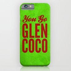 Glen Coco Xmas iPhone 6 Slim Case