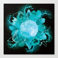 lunaverse Canvas Print