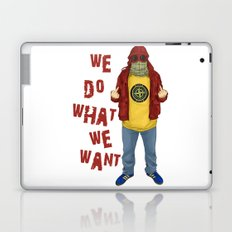We Do What We Want Laptop & iPad Skin