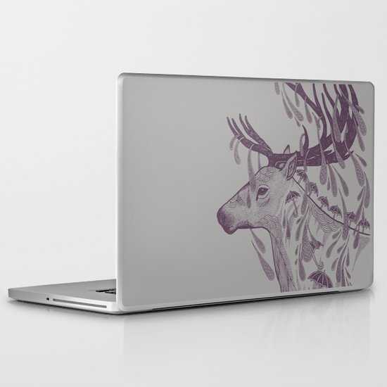 Rain Deer Laptop & iPad Skin