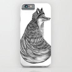 Fox- Feathered. iPhone 6 Slim Case