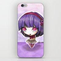 Grape Berry iPhone & iPod Skin