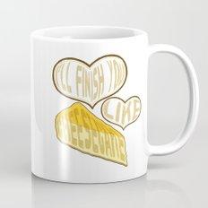 I'll finish you like cheesecake Mug
