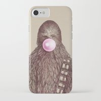 car iPhone & iPod Cases featuring Big Chew by Eric Fan