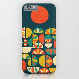 iPhone & iPod Case - Jumpy Hills - Picomodi