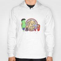 Sgt. Avengers Hoody