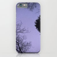 iPhone & iPod Case featuring A Starry Night by Lauren Heywood