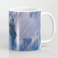 Ghost Ship, Creepy Crater Lake Mug