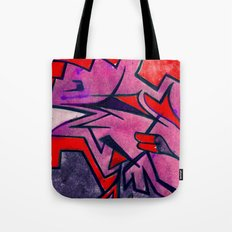 shuteye in red Tote Bag