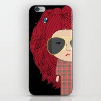 Mss Sunglasses iPhone & iPod Skin