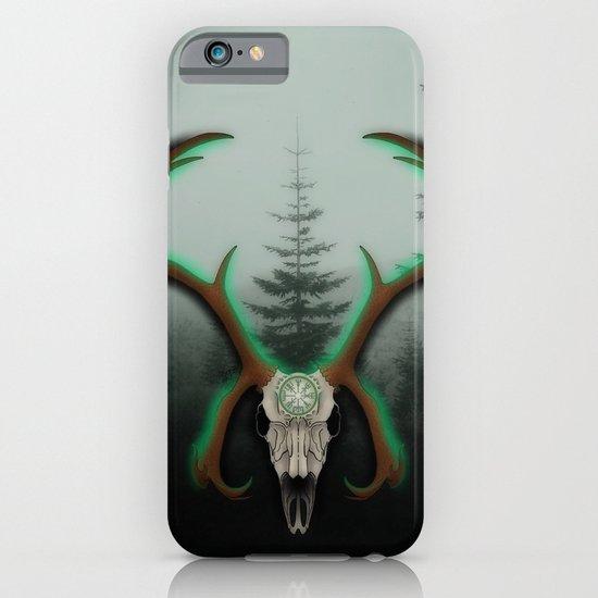 C-1 Horns iPhone & iPod Case