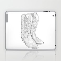 Cowboy Boots Laptop & iPad Skin