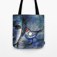 A bird told me... Tote Bag