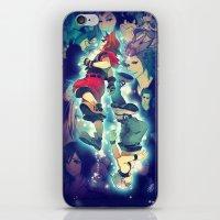Kingdom Hearts iPhone & iPod Skin