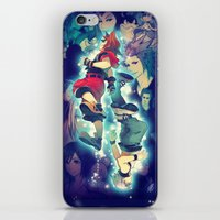 Kingdom Hearts iPhone & iPod Skin