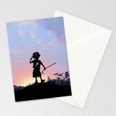 Riddler Kid Stationery Cards