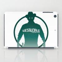 WESTWORLD iPad Case