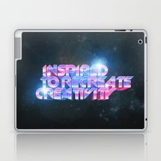Inspired Recreativity. Laptop & iPad Skin
