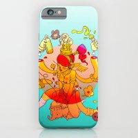 iPhone & iPod Case featuring Naga Boo by KILLAMARI
