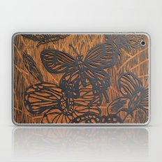 Flowers and Butterflies Laptop & iPad Skin
