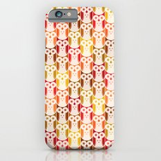 Owl Pattern iPhone 6s Slim Case