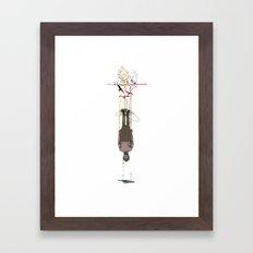 LITTLE WONDER// Framed Art Print
