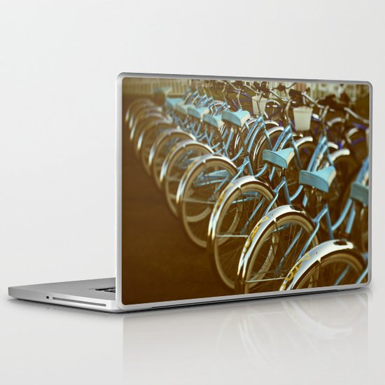 Cycle #3 Laptop & iPad Skin