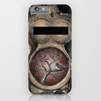iPhone & iPod Case featuring The late bird gets the $&@% by We Sing Like Bears