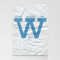 What Would We Do? Stationery Cards