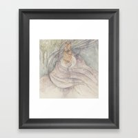 Fox [[ 4 ]] Framed Art Print