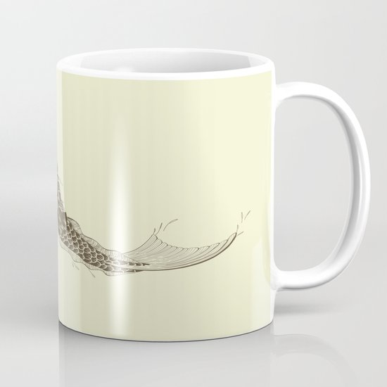 Merlion Mug