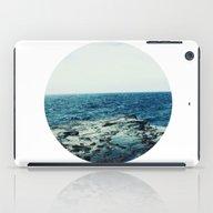Ocean Blue iPad Case