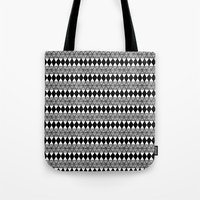 Not Another Triangle Pat… Tote Bag