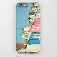 Rainbow Street iPhone 6 Slim Case