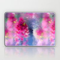 Spring floral paint 1 Laptop & iPad Skin