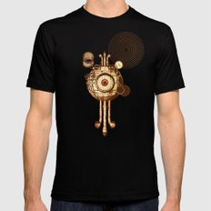 hypnotism Black Mens Fitted Tee SMALL