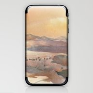 Foothill Grazing iPhone & iPod Skin