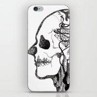 Demon Days ~ A. iPhone & iPod Skin