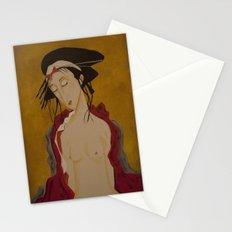 Geisha 1 Stationery Cards