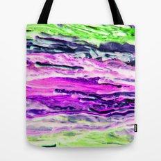 Wax #4 Tote Bag