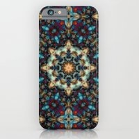 Abstract Cathedral Kaleidoscope iPhone 6 Slim Case